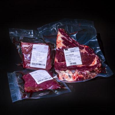 charolais - viande de boeuf française - kamakle